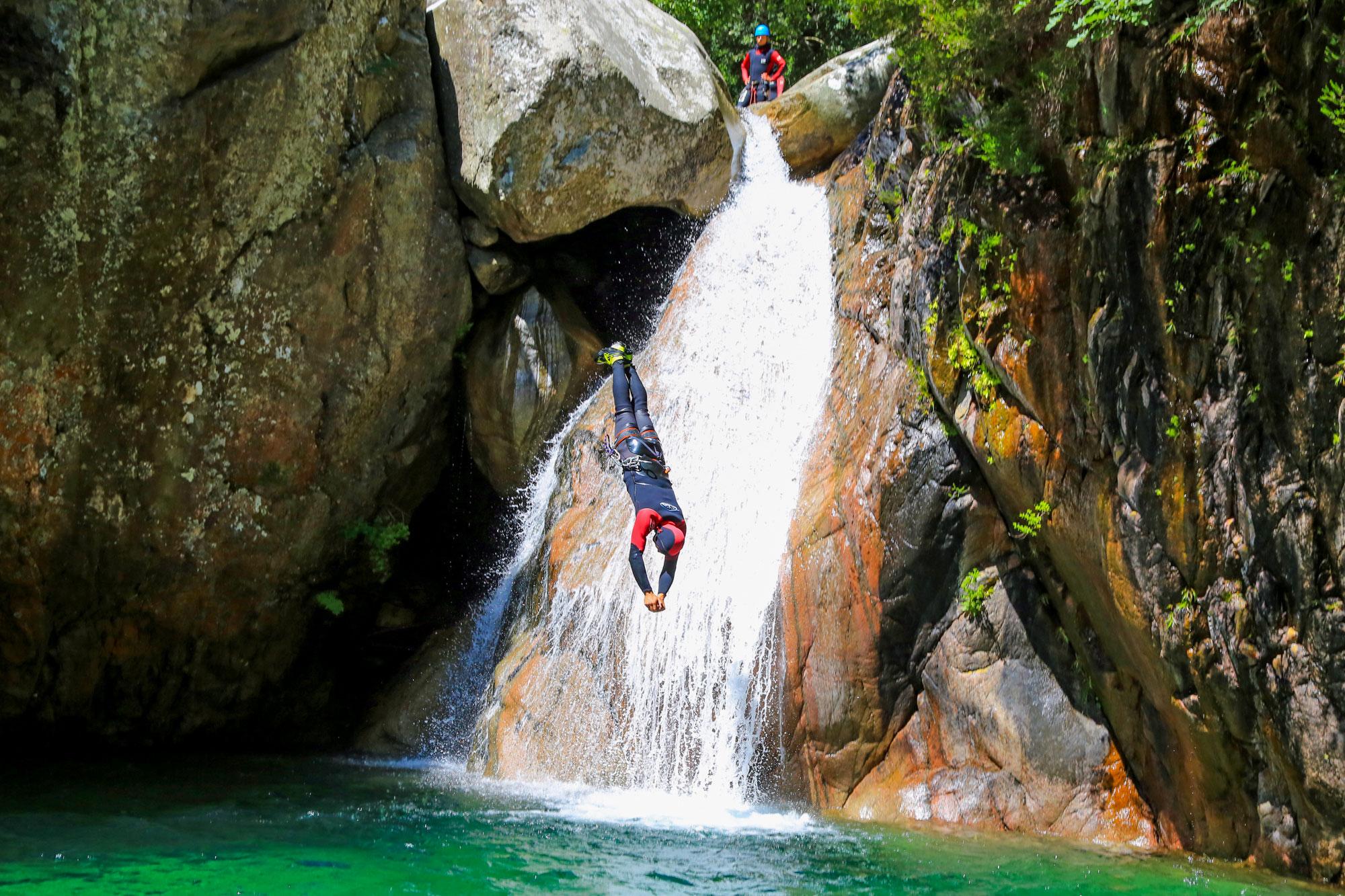 activités outdoor avec Trekker