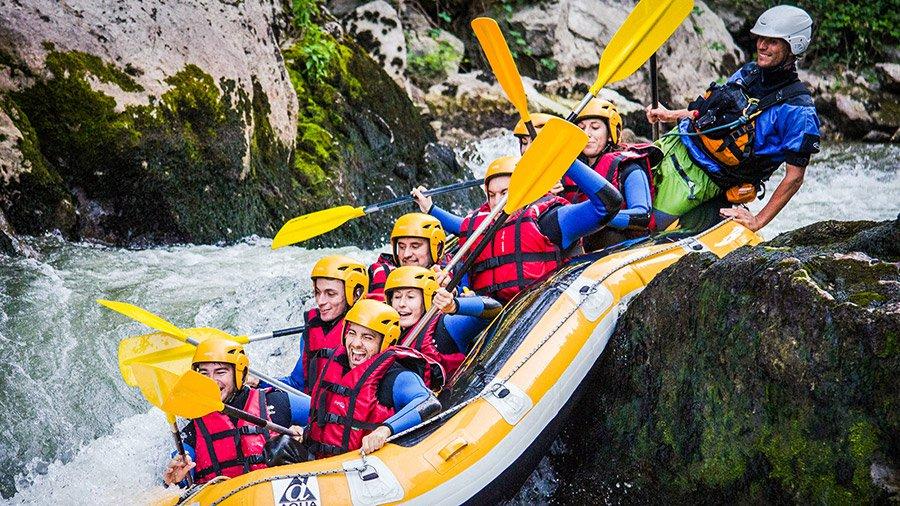 Favorit Rafting en Ardèche – Trekker PP03